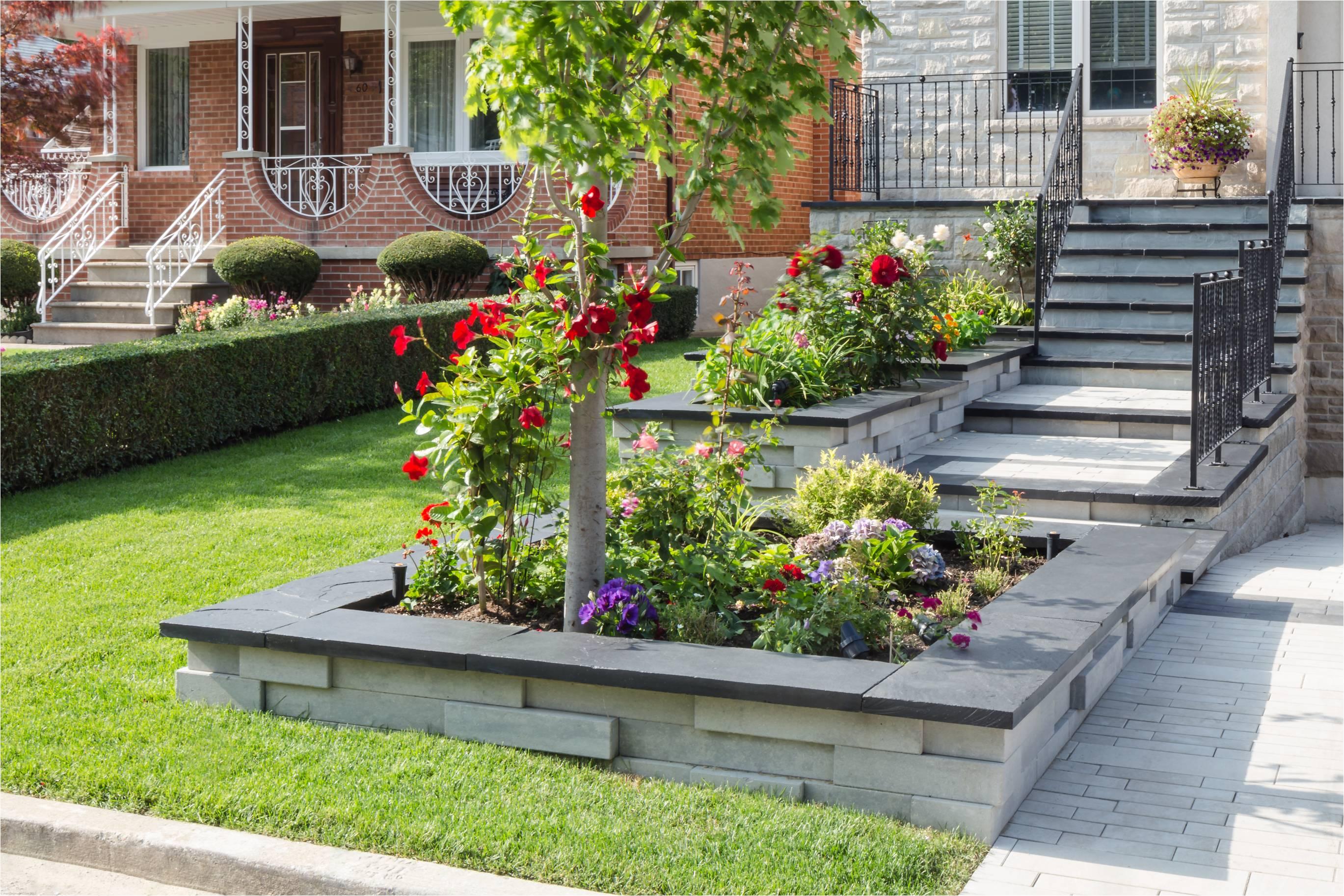 Retaining Garden Walls Comfort General Contracting Corp